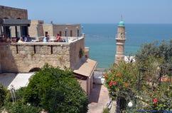 Telefone Aviv Jaffa - Israel Imagens de Stock Royalty Free