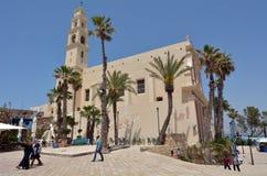 Telefone Aviv Jaffa - Israel Imagem de Stock