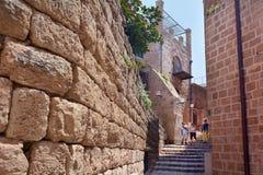 Telefone Aviv Jaffa - Israel Fotos de Stock Royalty Free