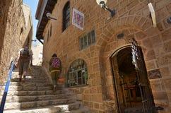 Telefone Aviv Jaffa - Israel Fotografia de Stock Royalty Free