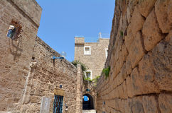 Telefone Aviv Jaffa - Israel Foto de Stock Royalty Free