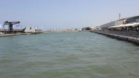 Telefone Aviv Port vídeos de arquivo