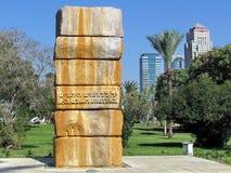 Telefone Aviv Volovelski-Karni Garden 2011 Imagem de Stock Royalty Free