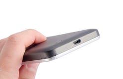 Telefone carga-em Foto de Stock
