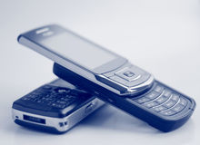 Telefone celular Fotos de Stock