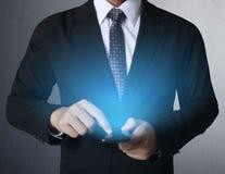 Telefone celular do tela táctil Imagens de Stock