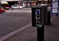 Telefone celular em San Diego Foto de Stock Royalty Free
