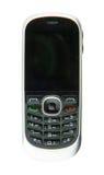 Telefone celular simples com botões Imagens de Stock Royalty Free