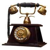 Telefone da antiguidade Fotografia de Stock Royalty Free