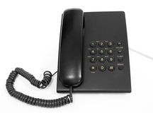 Telefone da mesa Fotos de Stock Royalty Free