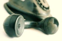 Telefone de Grunge Imagens de Stock Royalty Free