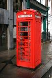 Telefone de Londres Fotos de Stock