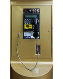 Telefone de pagamento Imagens de Stock Royalty Free