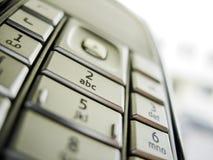 Telefone de pilha Imagem de Stock