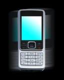 Telefone de pilha Imagem de Stock Royalty Free