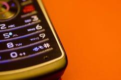Telefone de pilha Fotos de Stock