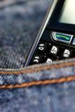 Telefone de pilha 8820 da amora-preta Fotografia de Stock