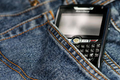 Telefone de pilha 8820 da amora-preta Fotografia de Stock Royalty Free