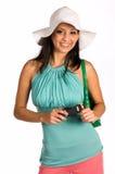 Telefone de pilha de Latina imagens de stock royalty free