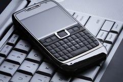 Telefone de pilha esperto Imagem de Stock
