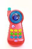 Telefone do brinquedo Imagens de Stock