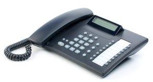 Telefone do escritório Foto de Stock