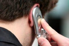 Telefone do negócio foto de stock