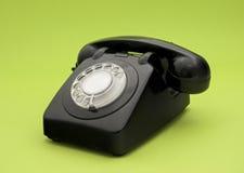 Telefone do vintage imagem de stock