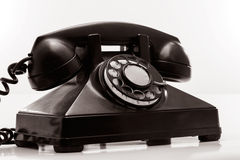 Telefone do vintage Imagem de Stock Royalty Free