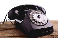 Telefone do vintage fotos de stock royalty free