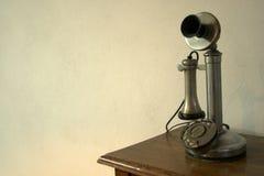 Telefone do vintage fotografia de stock royalty free