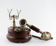 Telefone do vintage Fotografia de Stock
