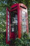 Telefone em desuso Imagem de Stock