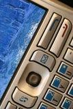 Telefone esperto Imagem de Stock Royalty Free