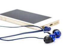 Telefone esperto moderno Imagem de Stock Royalty Free