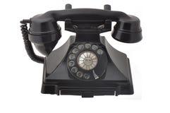 Telefone giratório do vintage Fotos de Stock Royalty Free