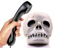 Telefone inoperante imagem de stock royalty free