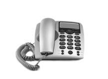 Telefone isolado Fotografia de Stock Royalty Free