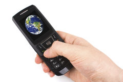 Telefone móvel. Foto de Stock