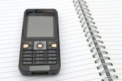 telefone móvel Imagens de Stock Royalty Free