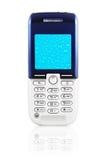 Telefone móvel Foto de Stock