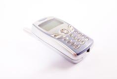 Telefone móvel com sombra foto de stock