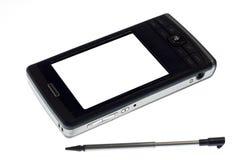 Telefone móvel de PDA Imagens de Stock