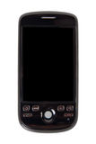 Telefone móvel do écran sensível Fotos de Stock Royalty Free