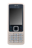 Telefone móvel do negócio (isolado Imagens de Stock Royalty Free