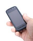 Telefone móvel moderno Fotos de Stock Royalty Free