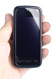 Telefone móvel moderno Imagens de Stock Royalty Free