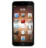 Telefone móvel moderno Imagens de Stock