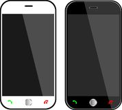 Telefones Fotografia de Stock Royalty Free