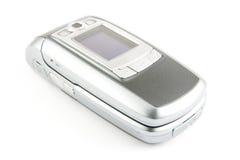 Telefone moderno da parte superior imagens de stock royalty free